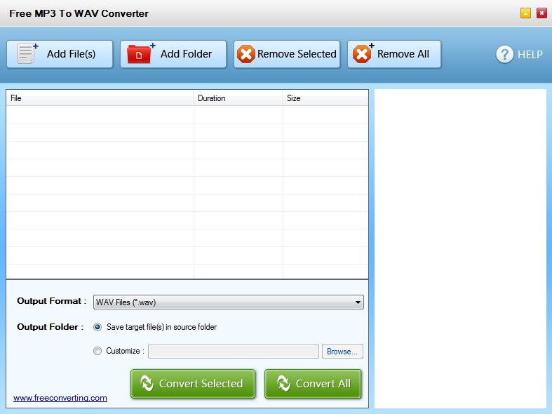 MP3 to WAV Converter online - blogger.com